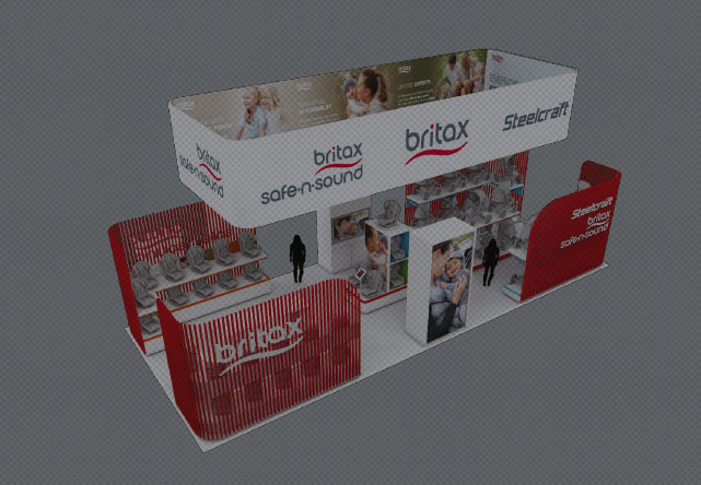 Exhibition Stand Lighting Xl : Creative visuals