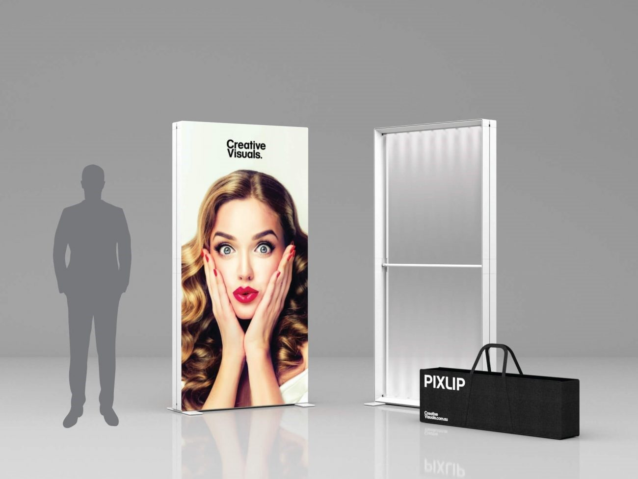 PixlipGO - Booth accessories